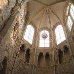 3  voûtes chœur église