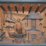 14 Intérieur de forge par le grand père d'Yves menguy
